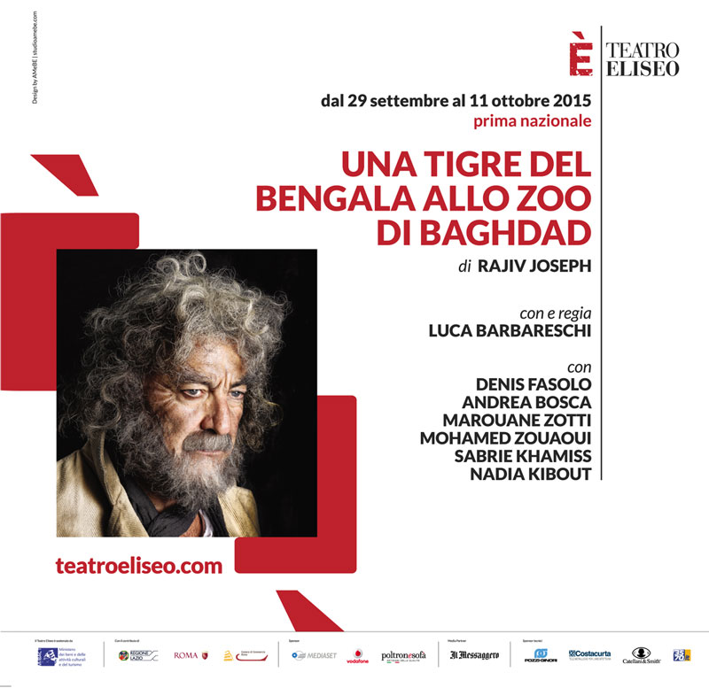 Advertising-pubblilevel-teatro-ELISEO-tigre-barbareschi